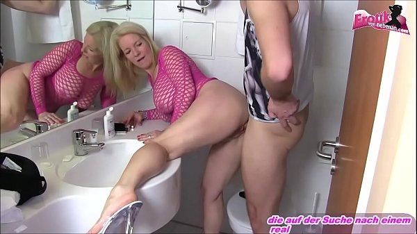 Mutter Fickt Sohn Im Bad
