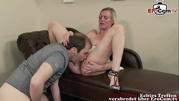 Mutter In Den Mund Gespritzt